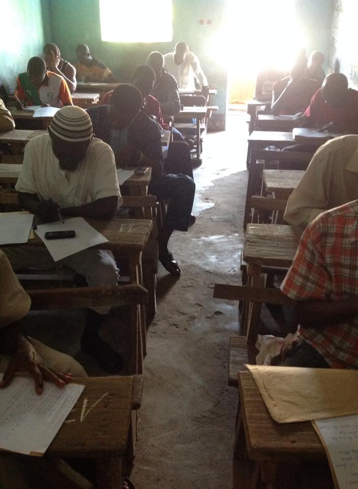 Teachers exam 2