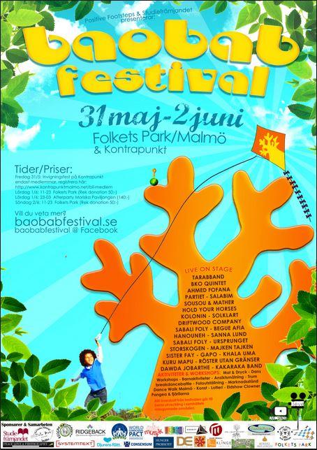 Poster Baobab 2013